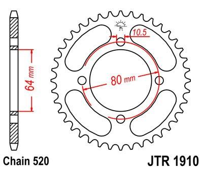 Galinė žvaigždė JT (JTR 1910-32)
