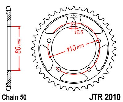 Galinė žvaigždė JT (JTR 2010-42)