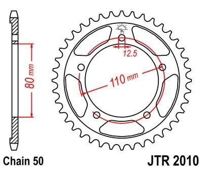 Galinė žvaigždė JT (JTR 2010-44)