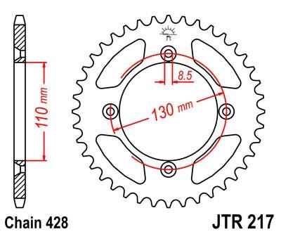 Galinė žvaigždė JT (JTR 217-56)