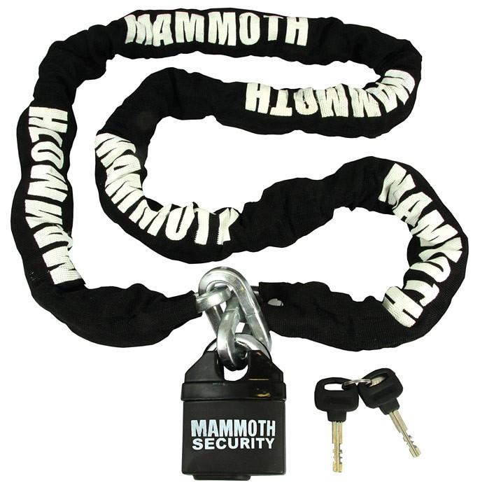 Apsaugos grandinė ir užraktas Mammoth