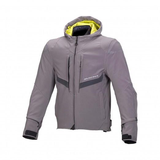 Textile jacket Macna Habitat (Dark Grey)