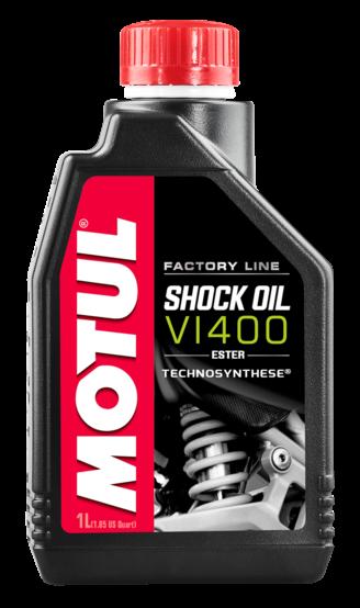 Amortizatorių tepalas MOTUL Shock Oil FL VI 400 1 Ltr