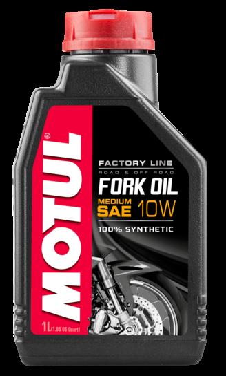 Šakių tepalas MOTUL Fork Oil FL MEDIUM F.L. 10W 1l.