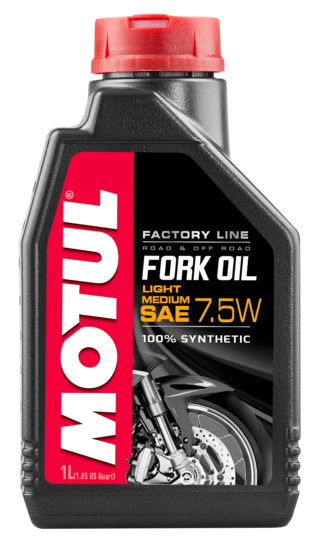 Šakių tepalas MOTUL Fork Oil FL LIGHT/MD. F.L. 7.5W 1l.