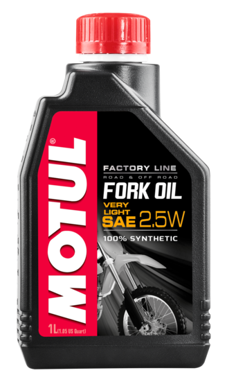 Šakių tepalas MOTUL Fork Oil FL VERY LIGHT F.L. 2.5W 1l.
