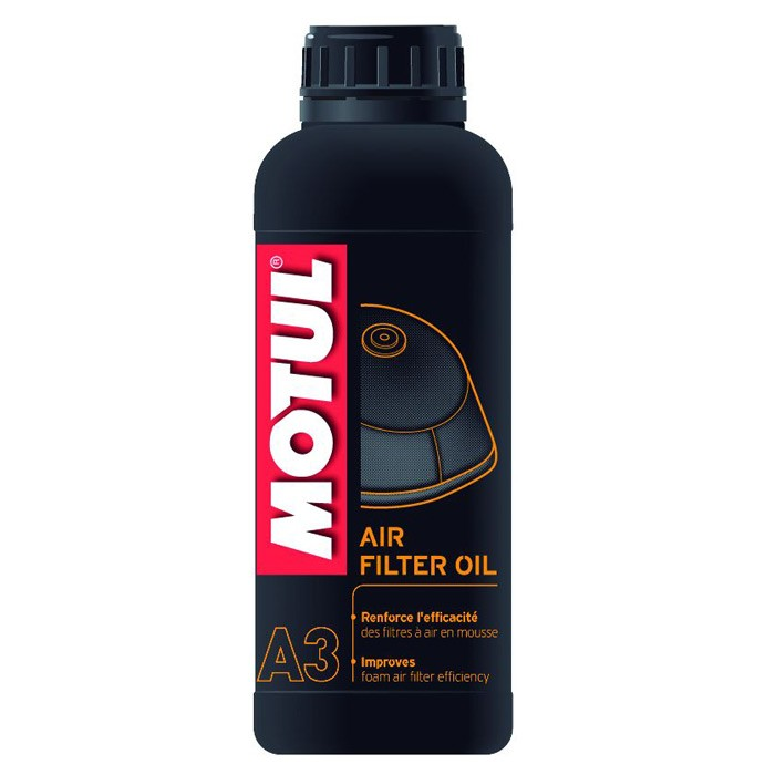 Tepalas oro filtrams MOTUL Air Filter Oil A3 1L