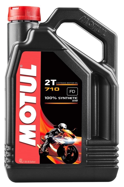 Pilnai sintetinė alyva MOTUL 710 2T 4L