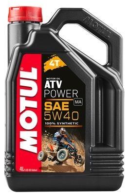 Pilnai sintetinė alyva MOTUL Power Quad 4T 10W-40 4L
