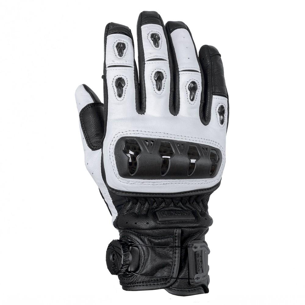 Pirštinės Knox ORSA Leather (Baltos)