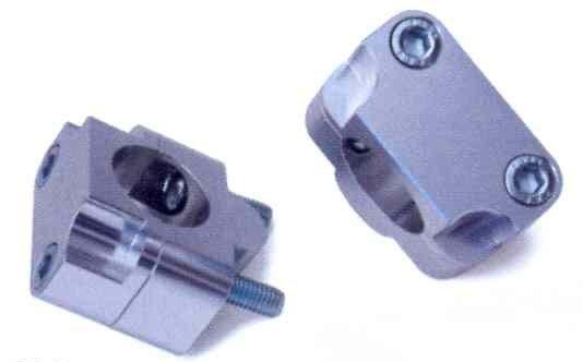 Adapteris 28,6 mm diametro vairo tvirtinimui WRP Pro Mount