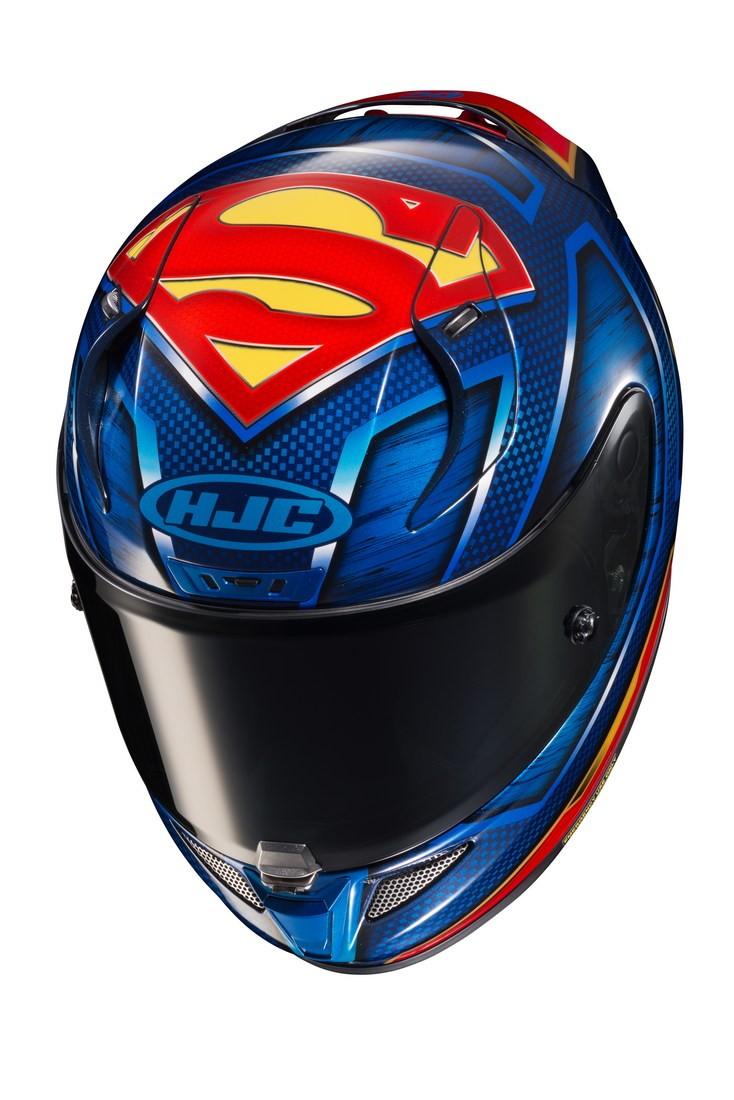 HELMET RPHA11 SUPERMAN DC COMICS MC21