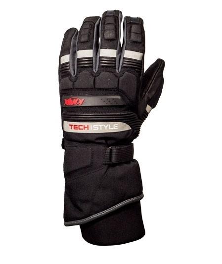 Pirštinės Knox Techstyle V15, black, M