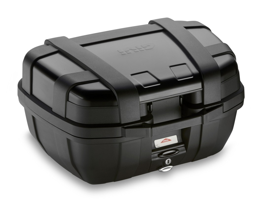 Centrinė dėžė Trekker Monokey 52LT Juoda GIVI (TRK52B)