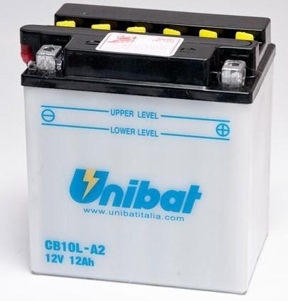 Akumuliatorius UNIBAT (UNICB10L-A2)