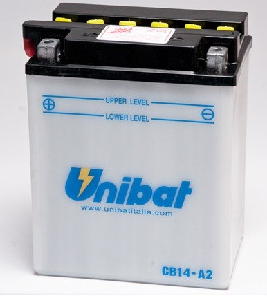 Akumuliatorius UNIBAT (UNICB14A2)