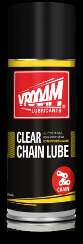Grandinės tepalas VROOAM clear chain lube 0.4l