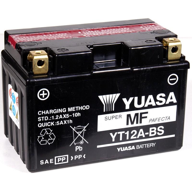 Akumuliatorius Yuasa YT12A-BS
