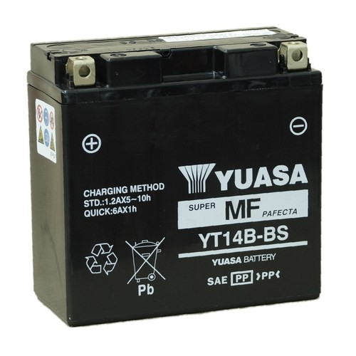 Akumuliatorius Yuasa YT14B-BS