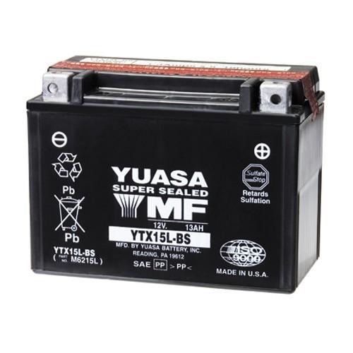 Akumuliatorius Yuasa YTX15L-BS