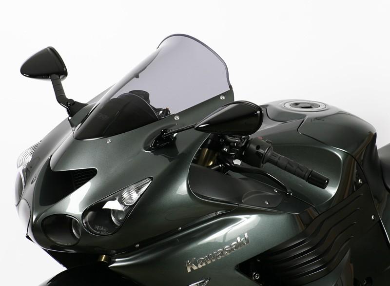 MRA spoiler windshield Kawasaki Zzr 1400