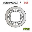 Stabdžių diskas NG-008