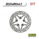 Stabdžių diskas NG-017