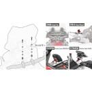 Pritaikymo komplektas aksesuarų tvirtinimo ant vairo strypui GIVI (01SKIT)