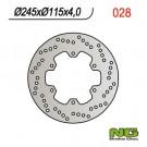 Stabdžių diskas NG-028