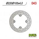 Stabdžių diskas NG-043