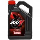 Pilnai sintetinė alyva MOTUL 300V Factory Line 10W-40 4L