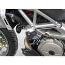 LSL slaiderių tvirtinimai motociklui Aprilia Dorsoduro 08-