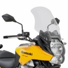 Stiklas Kawasaki Versys 650 GIVI (D410ST)