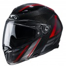 HELMET F70 CARBON ESTON MC1