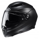 HELMET F70 CARBON SEMI FLAT BLACK