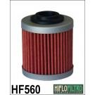 Tepalo filtras Hiflo HF560