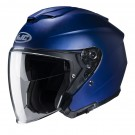 HELMET I30 SEMI FLAT METALLIC BLUE