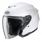 HELMET I30 SEMI FLAT PEARL WHITE