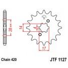 Priekinė žvaigždė JT (JTF 1127-12)