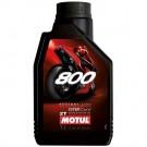 Pilnai sintetinė alyva MOTUL 800 2T FACTORY LINE ROAD RACING 1L