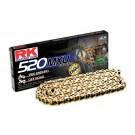 Motokroso grandinė RK 520 MXU GB (UW-Ring)