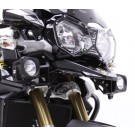 R&G Denali DX Xtreme Spot Dual Intensity LED Lighting Kit with Full Wiring Harness and M8 Mount