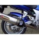 R&G Oval Exhaust Protector (Can Cover)