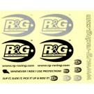 R&G Sticker Set