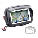 Reguliuojamas telefono / GPS laikiklis GIVI (S952B)