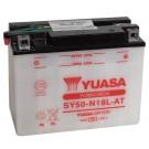 Akumuliatorius Yuasa SY50-N18L-AT