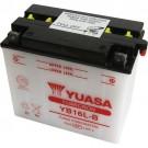 Akumuliatorius Yuasa YB16L-B