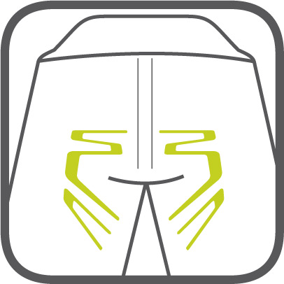 Anti slip strips